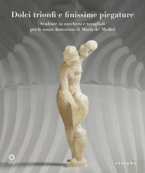 Front cover of sugar sculpure